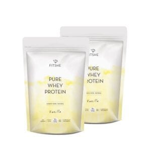 FITSHE multipack pure whey protein vanilla productimage