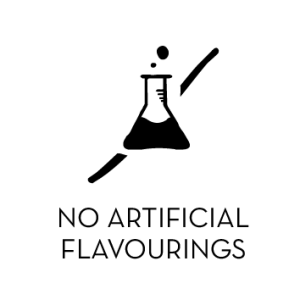 No artificial flavouring